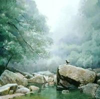 Birds Singing in Empty Hills (空山鸟语, Kong Shan Niao Yu,  Erhu, 二胡) MP3