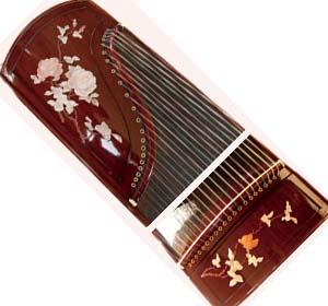 Guzheng (古筝)